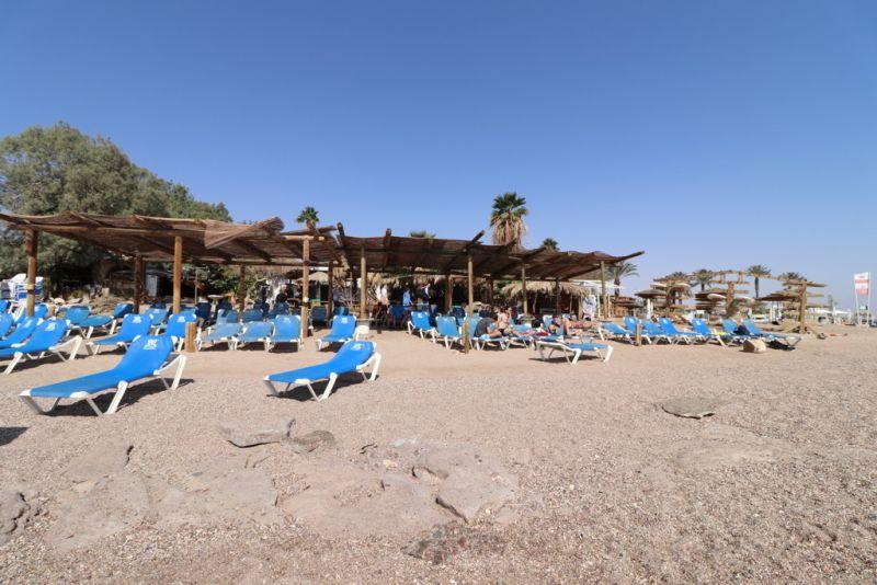 ejlat plaża