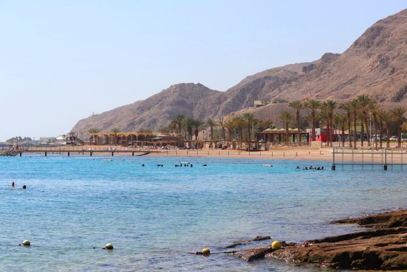 ejlat coral beach