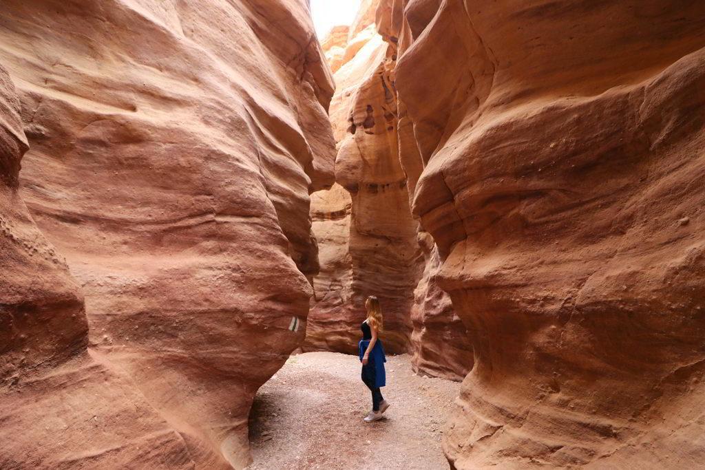 co zobaczyć w ejlacie red canyon