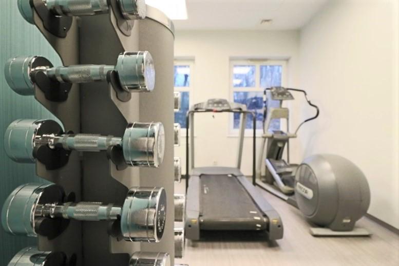 hotel aqua sopot siłownia