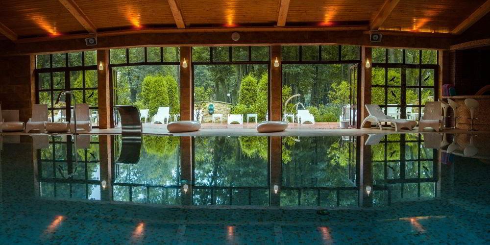 hotel dla alergików basen