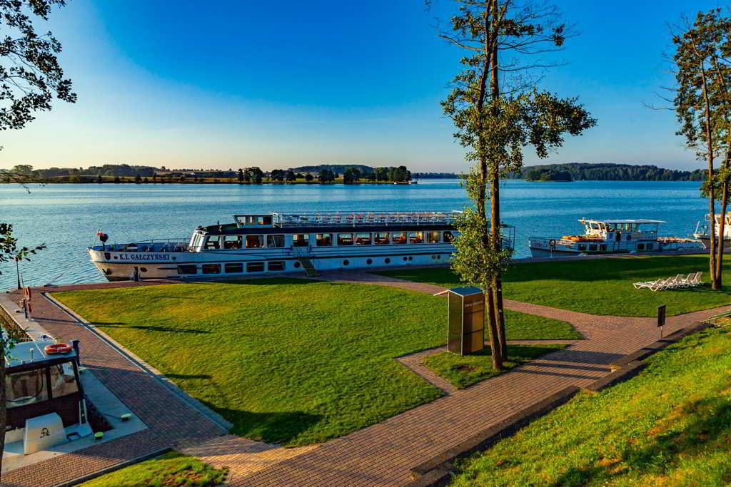 SPA Mazury jezioro