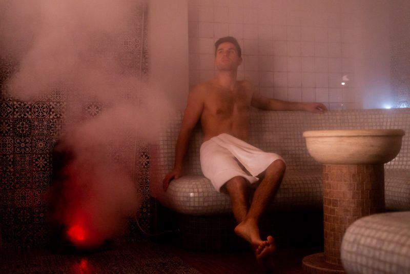 SPA Mazury sauna