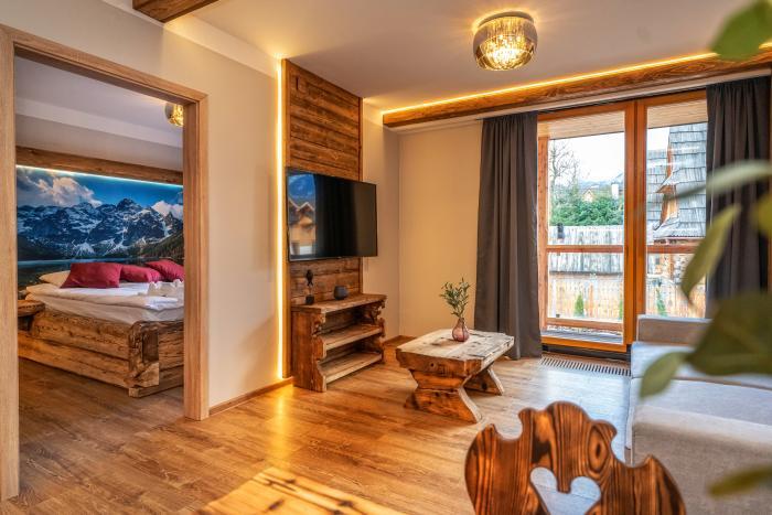 hotel w Zakopanem apartament