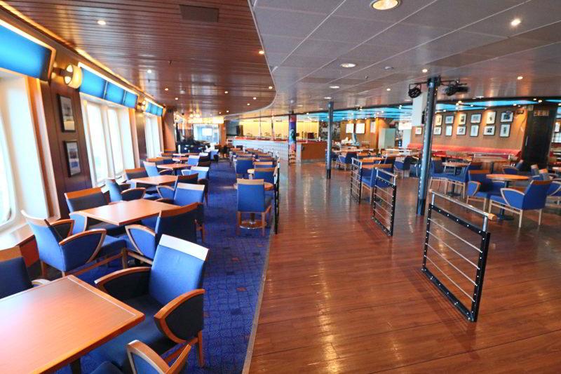 zwiedzanie Gdyni restauracja Stena Line
