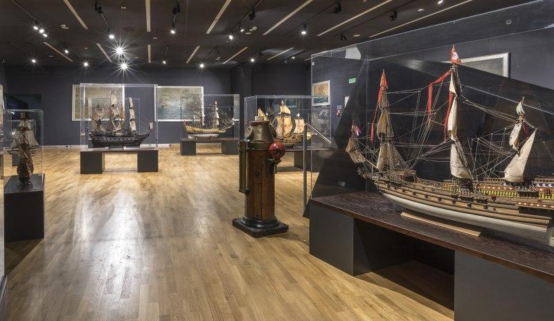 Gdynia atrakcje Muzeum Marynarki wojennej