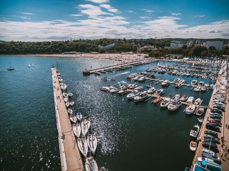 co warto zobaczyć w Gdyni port gdynia