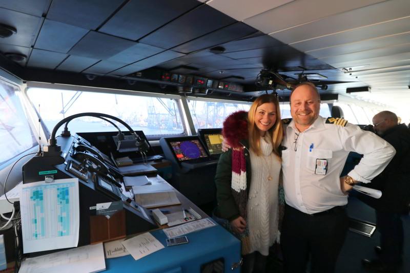 Gdynia atrakcje Stena Line