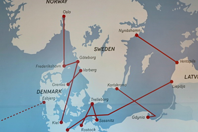Gdynia atrakcje co zobaczyć rejsy Stena Line