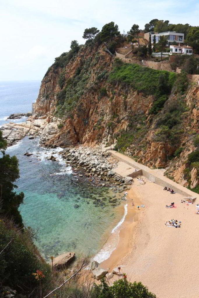 Najpiękniejsze miejsca Costa Brava Tossa de Mar