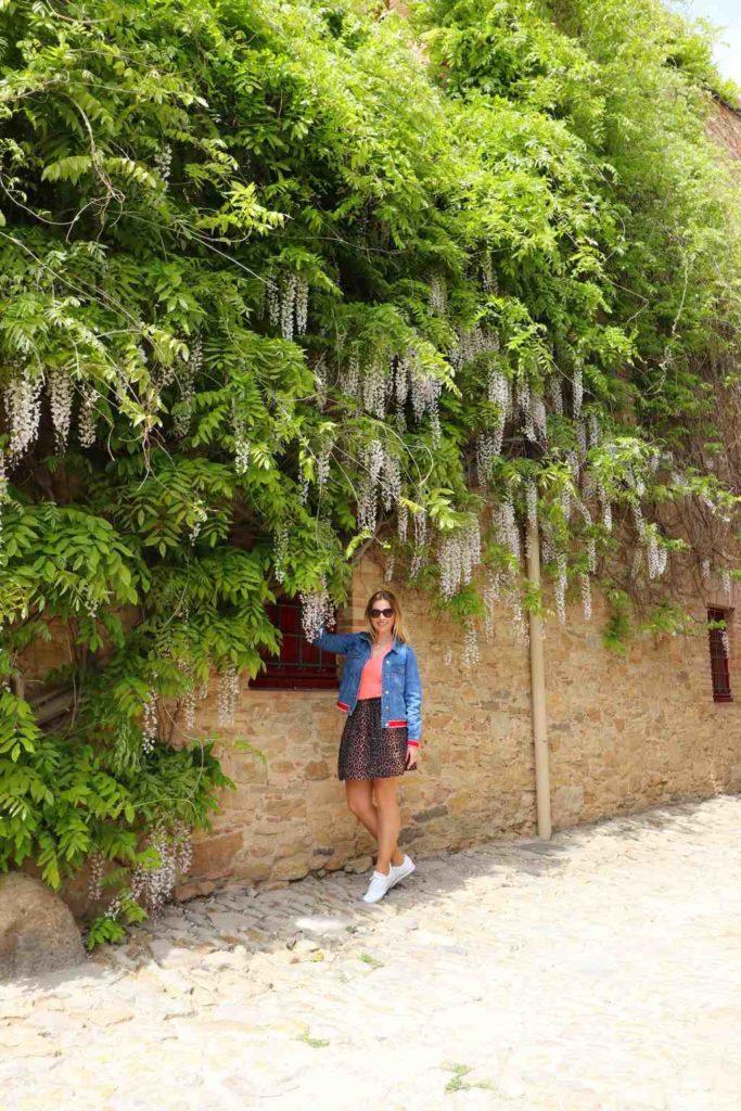 Costa Brava najpiękniejsze miasta Peratallada