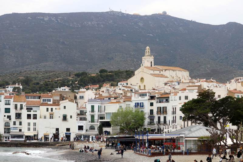 Costa Brava najpiękniejsze miasta Cadaques