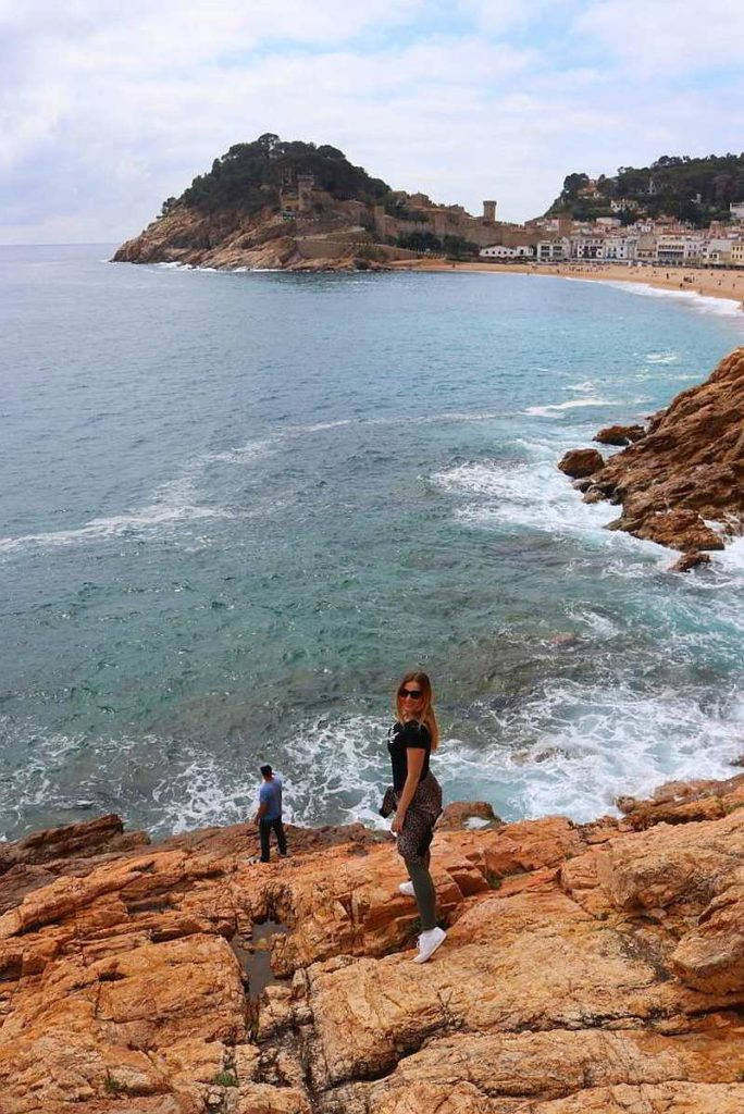 Costa Brava najpiękniejsze miasteczka Tossa de Mar