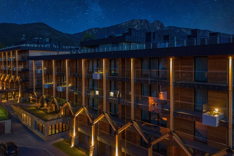 hotel w Zakopanem