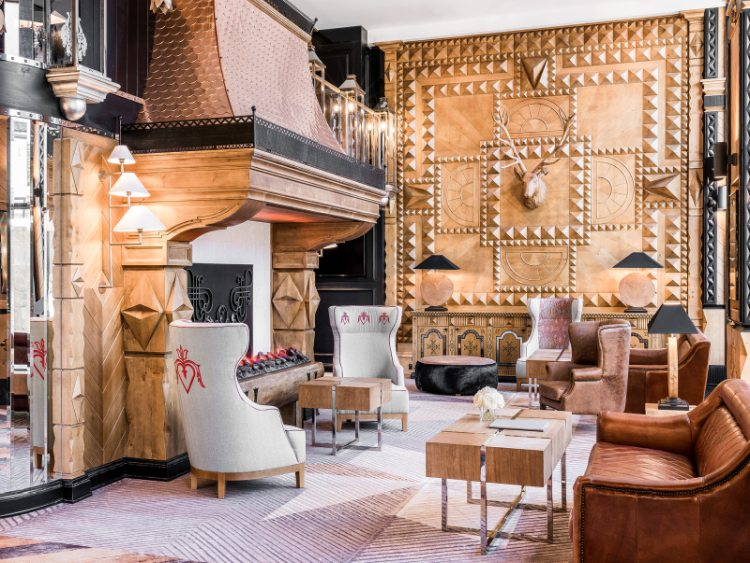 hotele w Zakopanem recepcja Bachleda Residence