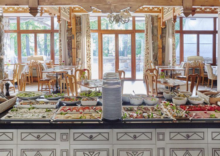 hotele w Zakopanem restauracja