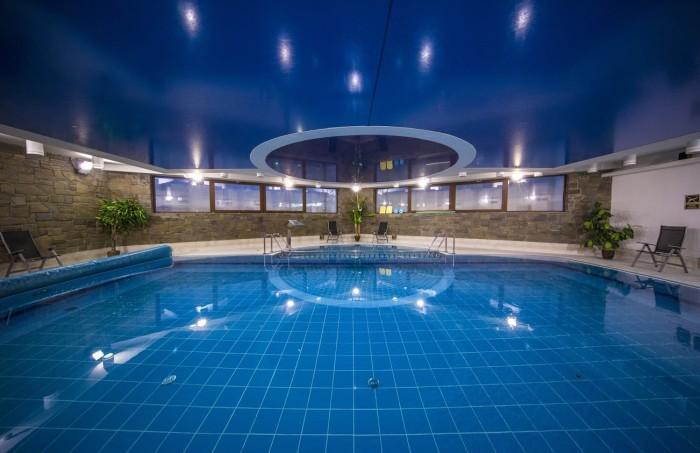 hotel w Zakopanem basen