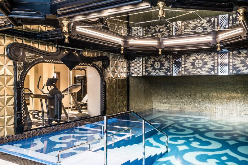 luksusowy hotel w Zakopanem basen