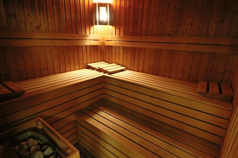 różany gaj sauna