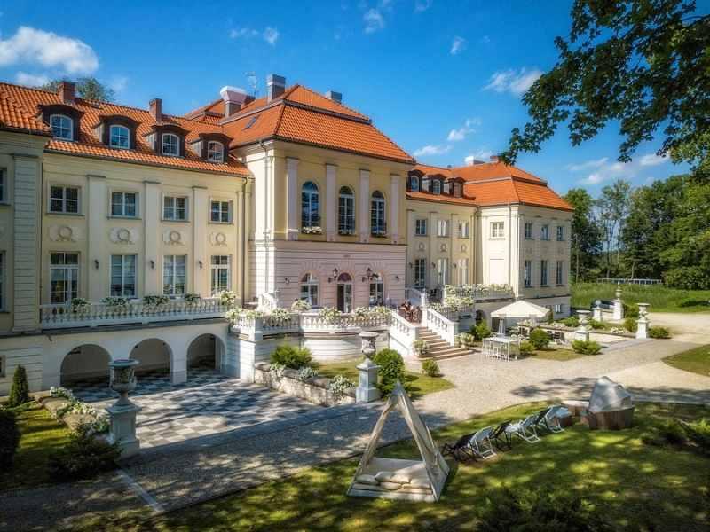 wielkanoc w hotelu pałac alexandrinum