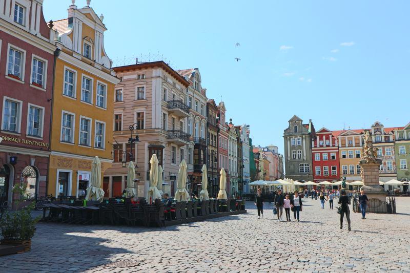atrakcje Poznań Stary Rynek
