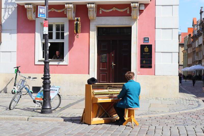 co zobaczyć w Poznaniu rynek