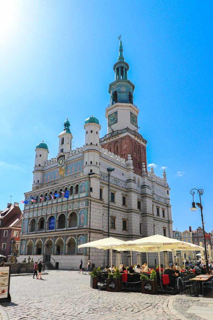 co warto zobaczyć w Poznaniu ratusz