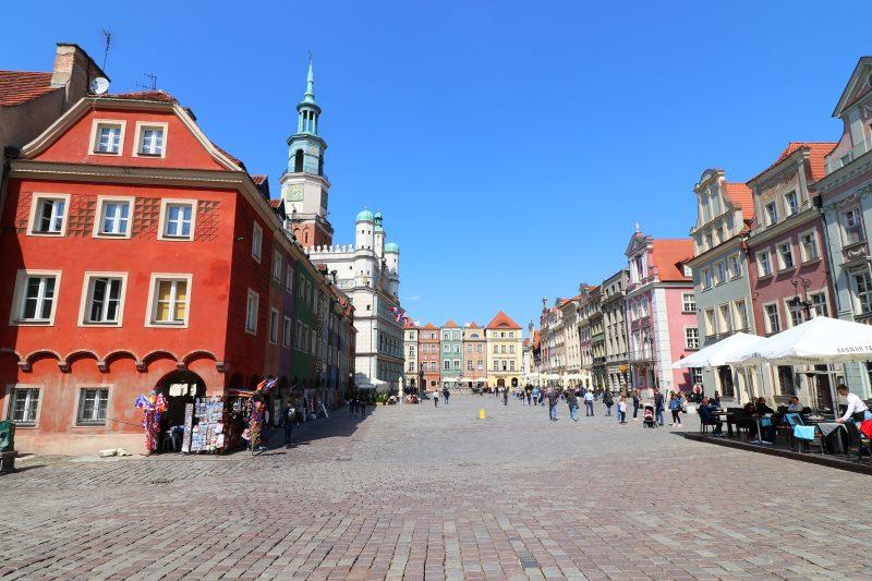 Co warto zobaczyć w Poznaniu stary rynek