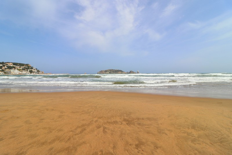 Costa Brava plaża l'estartit