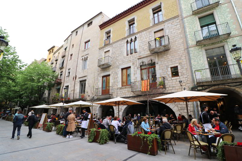 Costa Brava zwiedzanie Girona