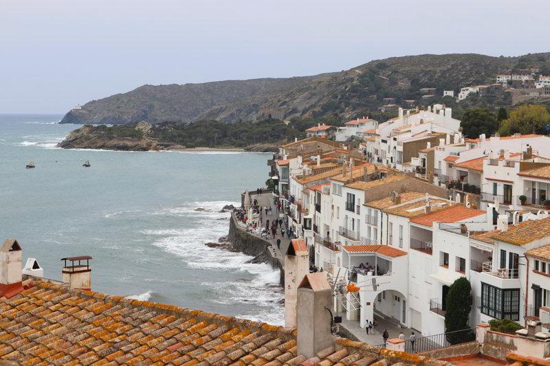Costa Brava atrakcje Cadaques