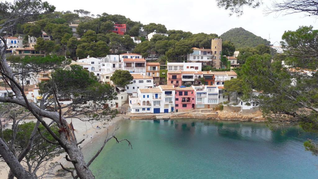 Costa Brava Hiszpania Begur