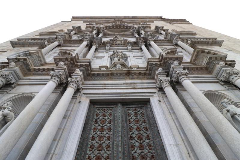 Costa Brava atrakcje katedra