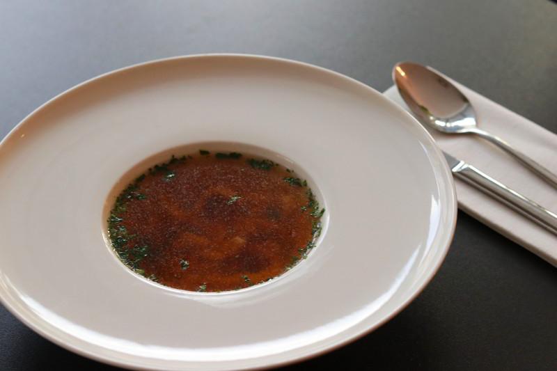 Zupa w Hotelu Altus w Poznaniu