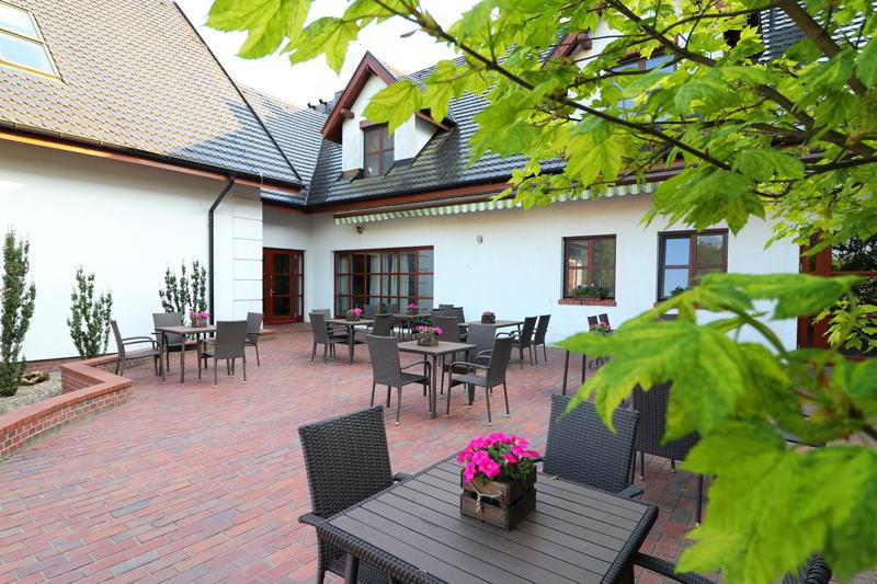 Hotel okolice Poznania