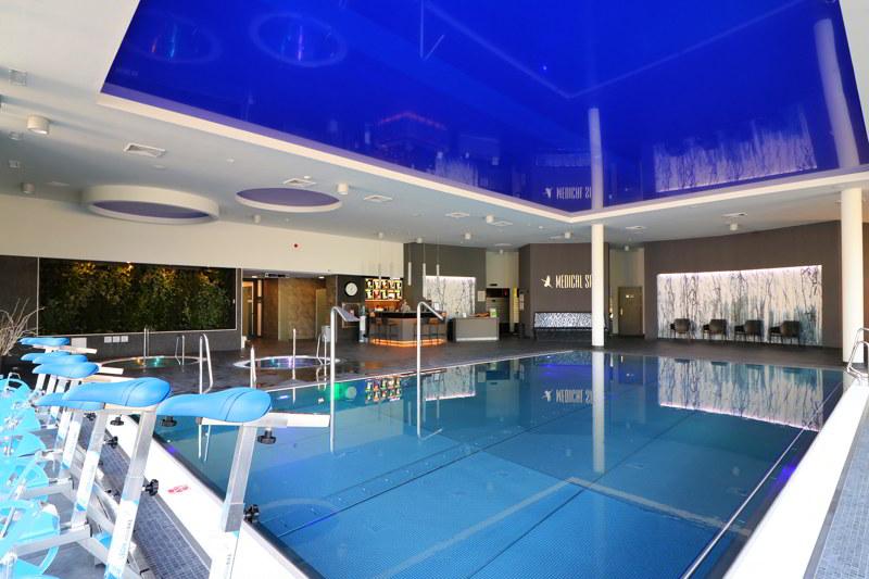Hotel Barczyzna basen