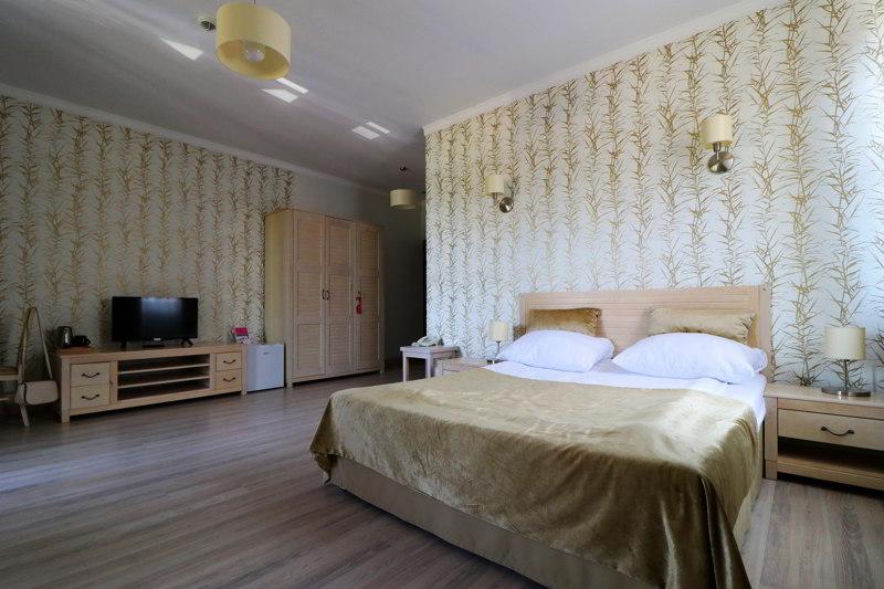 Hotel Barczyzna pokój