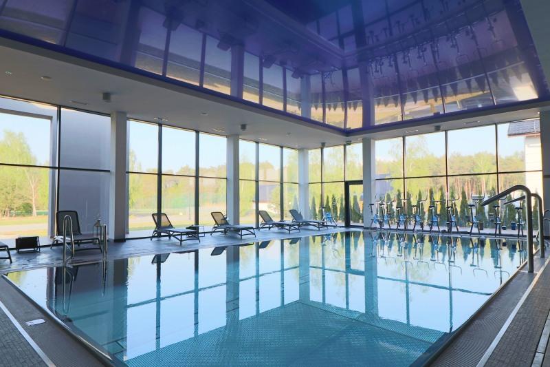 Hotel blisko Poznania z basenem