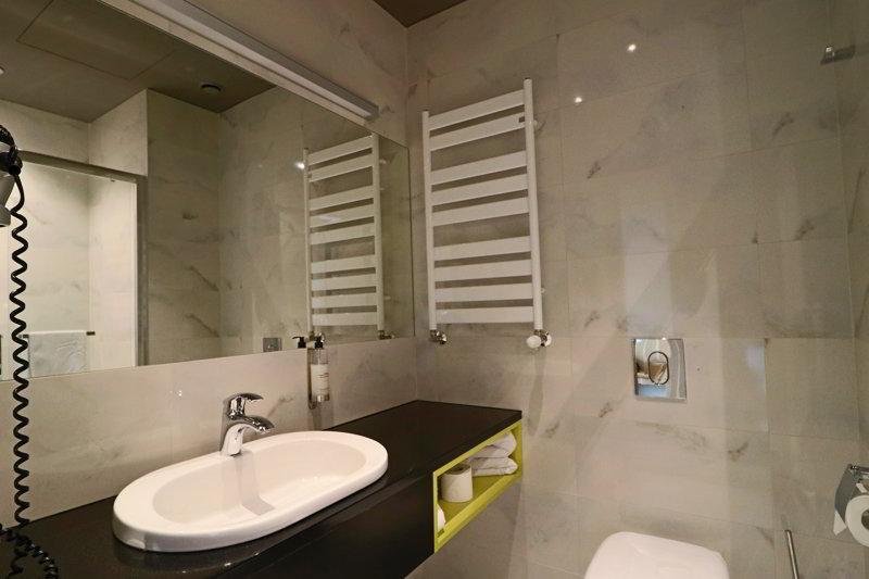 Słoneczny Zdrój łazienka