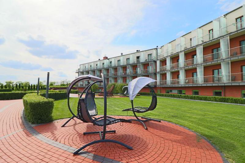 Słoneczny Zdrój hotel z ogrodem