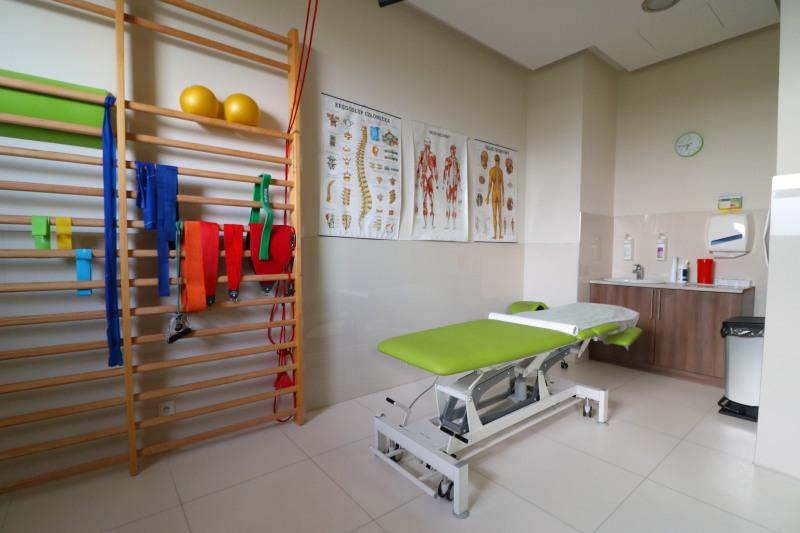 ból kręgosłupa sala do masażu