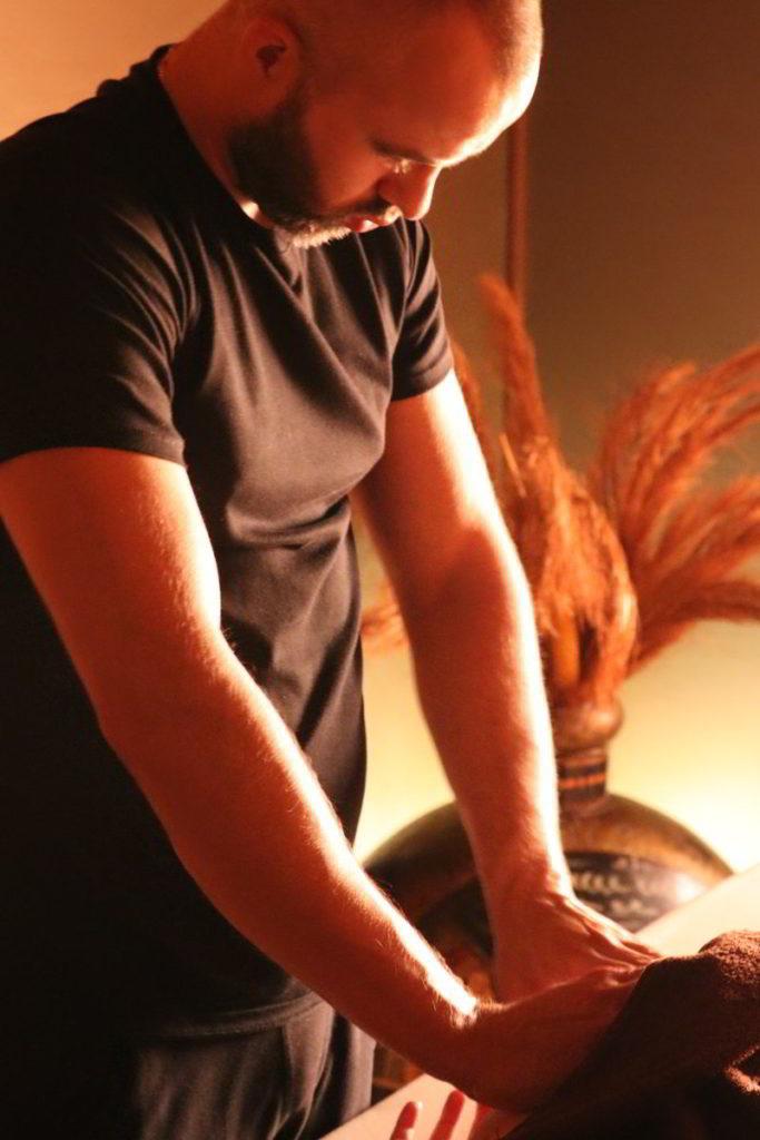 Hotel Odyssey SPA masaż