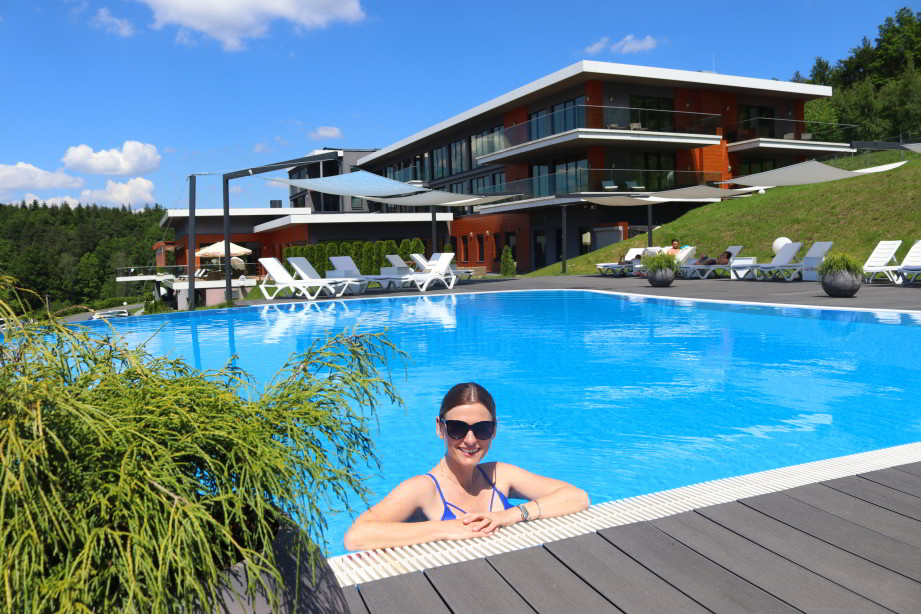hotel odyssey basen