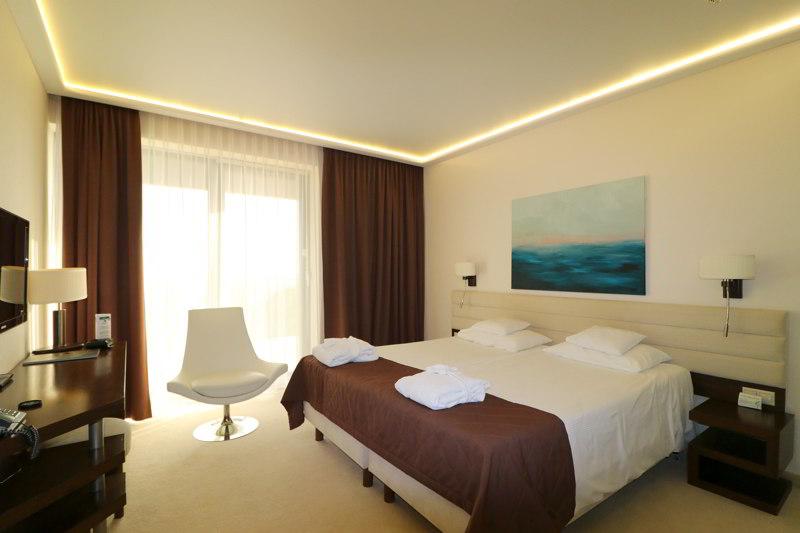 hotel Odyssey apartament