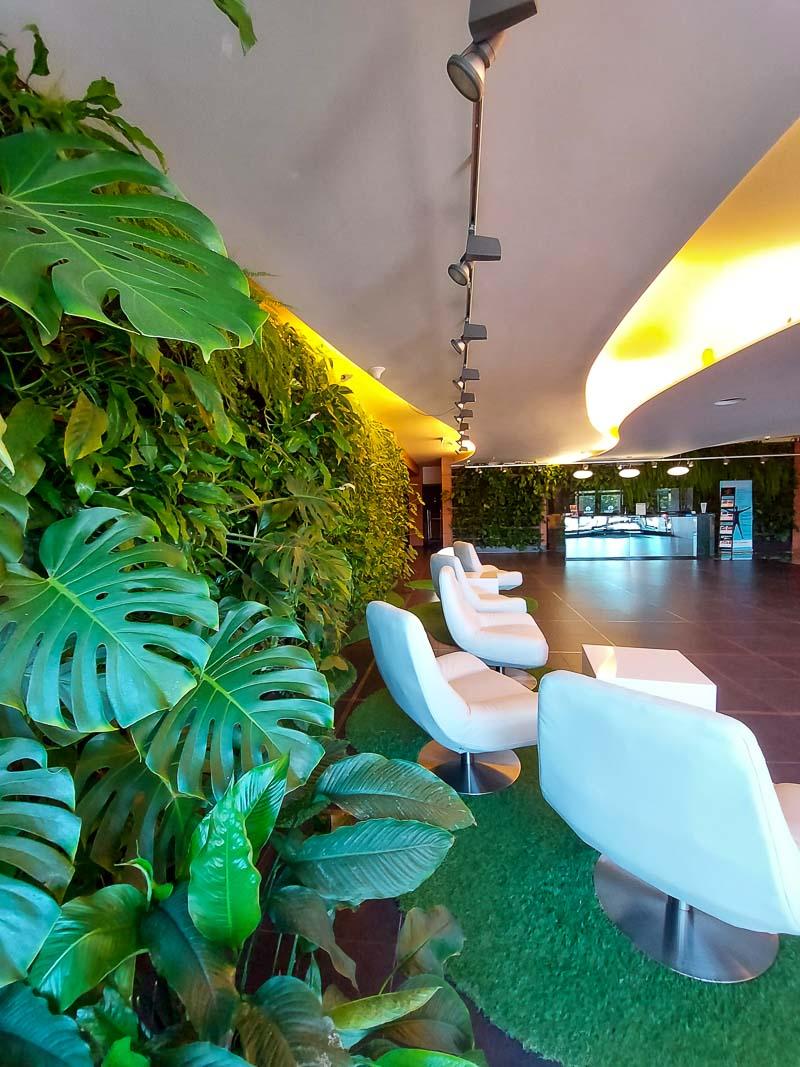 hotel odyssey lobby