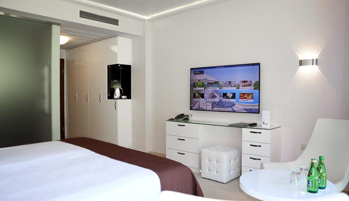 hotel Odyssey pokój