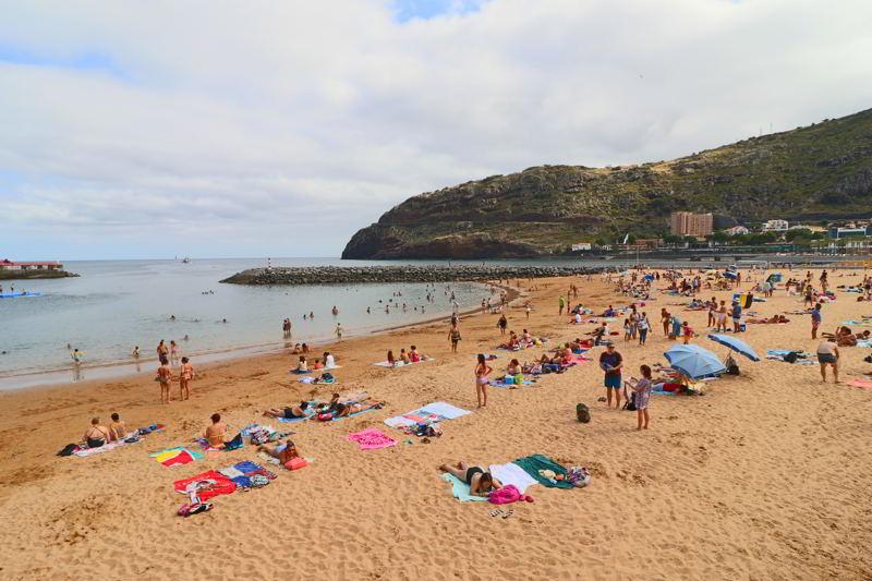 plaże madera plaża w machico