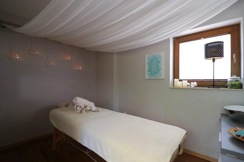 Villa Źródło gabinet masażu