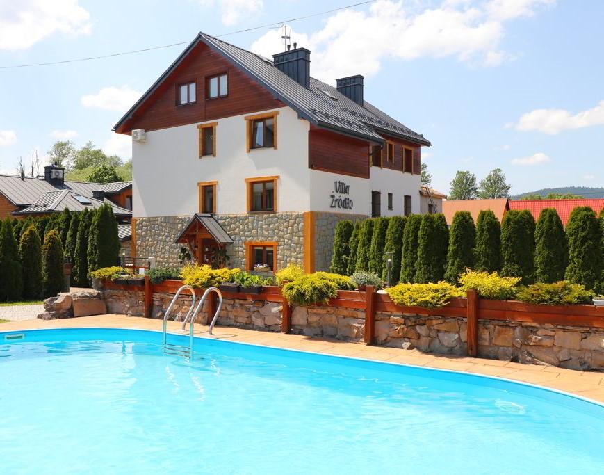 Villa Źródło Tylicz
