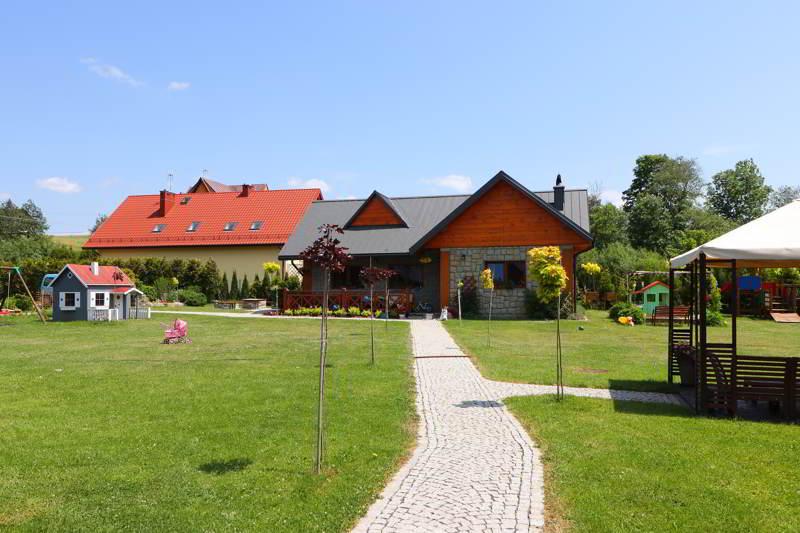 ogród Tylicz